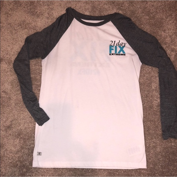 21 Day Fix Extreme Beachbody T Shirt Top Small